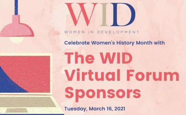 WID Forum #3 - Sponsors