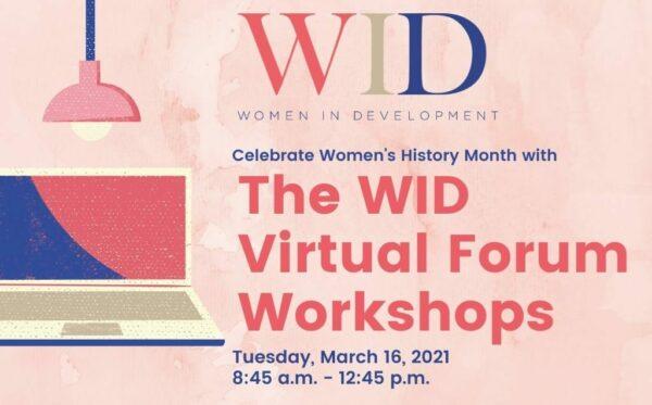 WID Forum - Workshops
